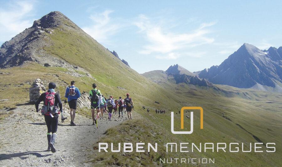 Guía Nutricional Ultra Trail - Rubén Menargues 2019